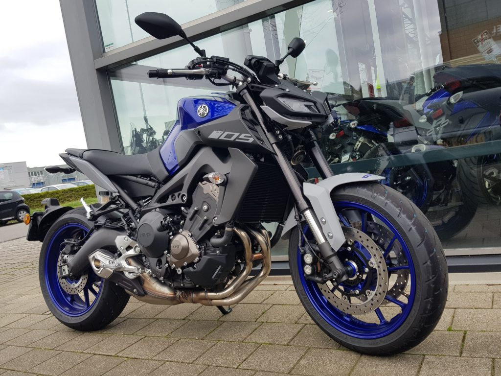 Yamaha MT-09 huren | MotorCentrumWest