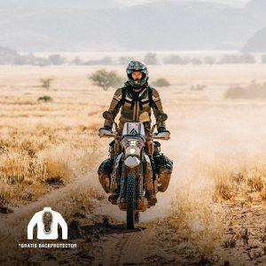 Revit gratis rugprotector actie | MotorCentrumWest