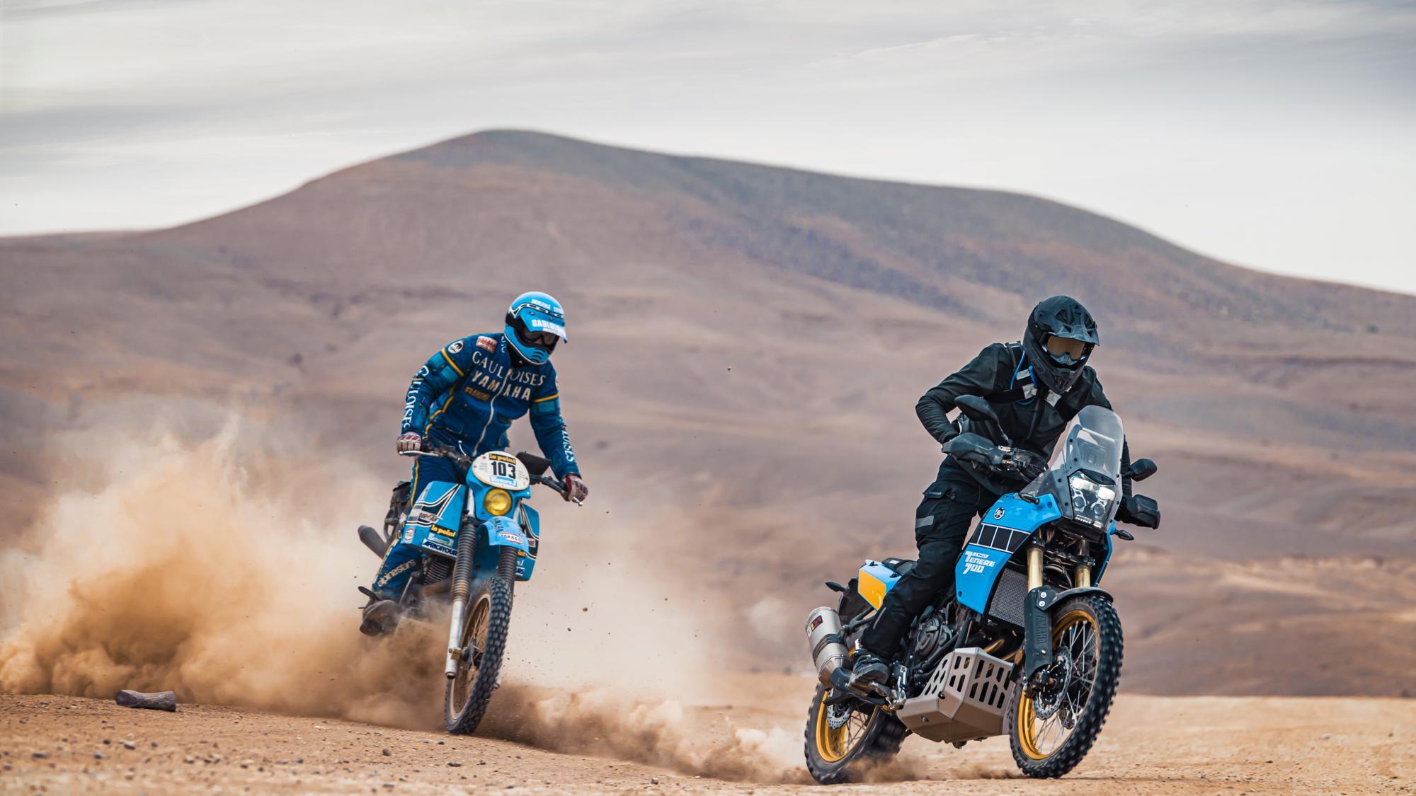 Yamaha tenere 700 Rally Edition bestellen