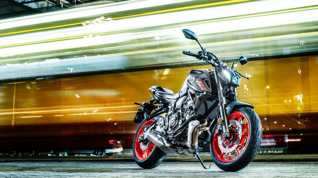 Yamaha MT-07 rotterdam