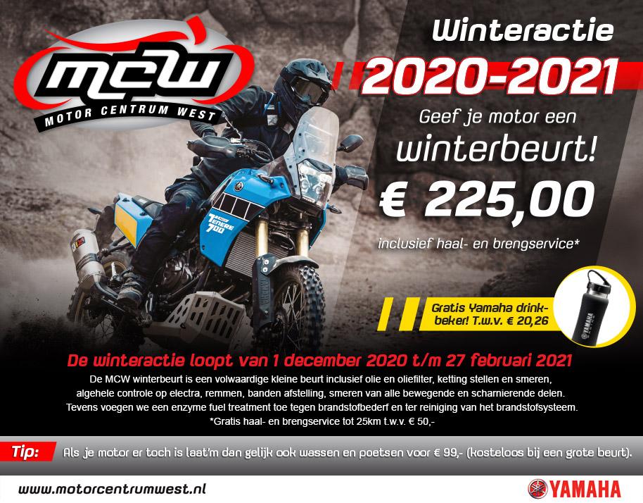 MotorCentrumWest Winterbeurt