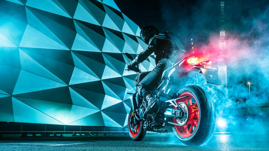 Yamaha MT-09 | MotorCentrumWest