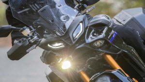 Yamaha Tracer 9 GT Bochtenverlichting