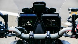 Yamaha Tracer 9 Den Haag