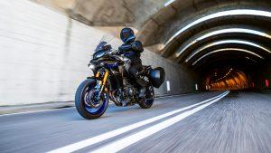 Yamaha Tracer 9 GT quickshifter