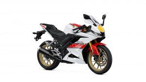 Yamaha YZF-R125 60th Anniversary | MotorCentrumWest