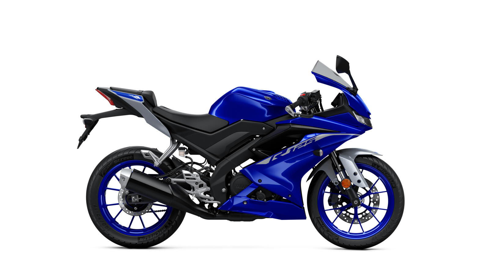 Yamaha YZF-R125 A1 motor
