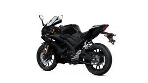 Yamaha YZF-R125 model 2021