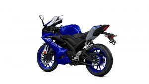 Yamaha YZF-R125 125cc rijbewijs