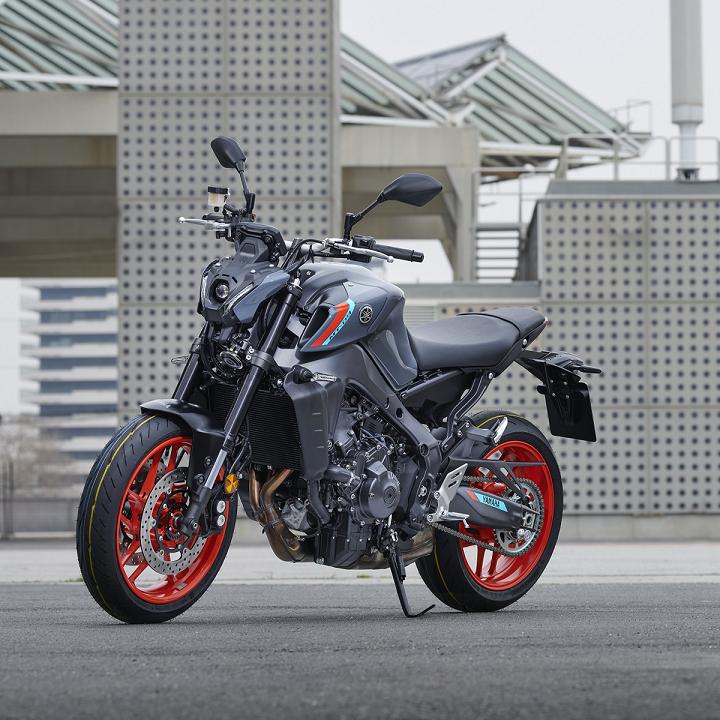 Yamaha MT-09 model 2021 | MotorCentrumWest